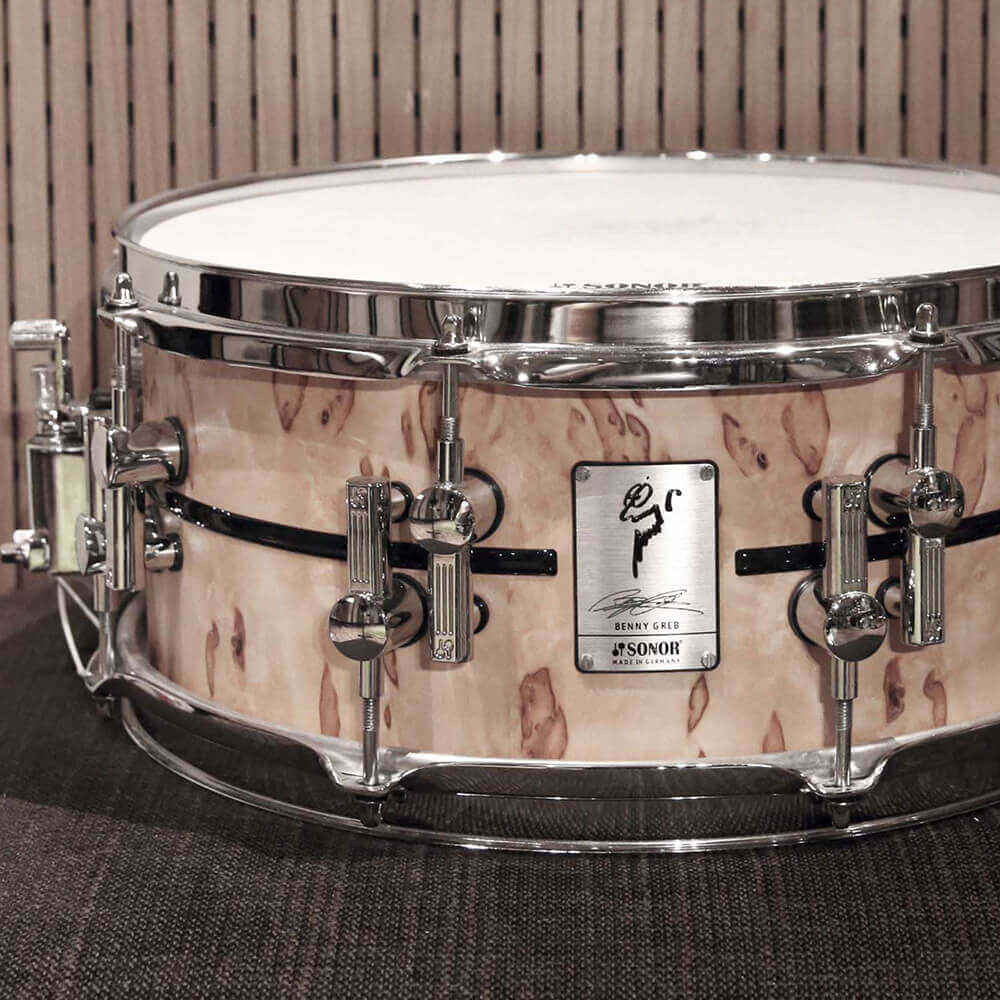 13 x 5.75 inches Sonor Benny Greb