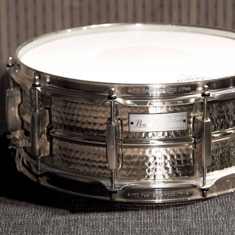 14 x 5 inches Pearl Jimmy Degrasso
