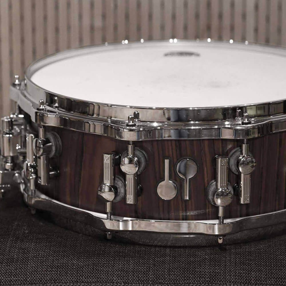 14 x 5 inches Sonor SQ2 Rosewood