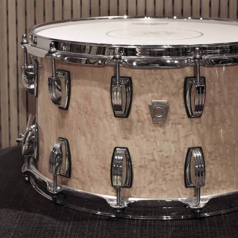14 x 8 inches Ludwig Maple