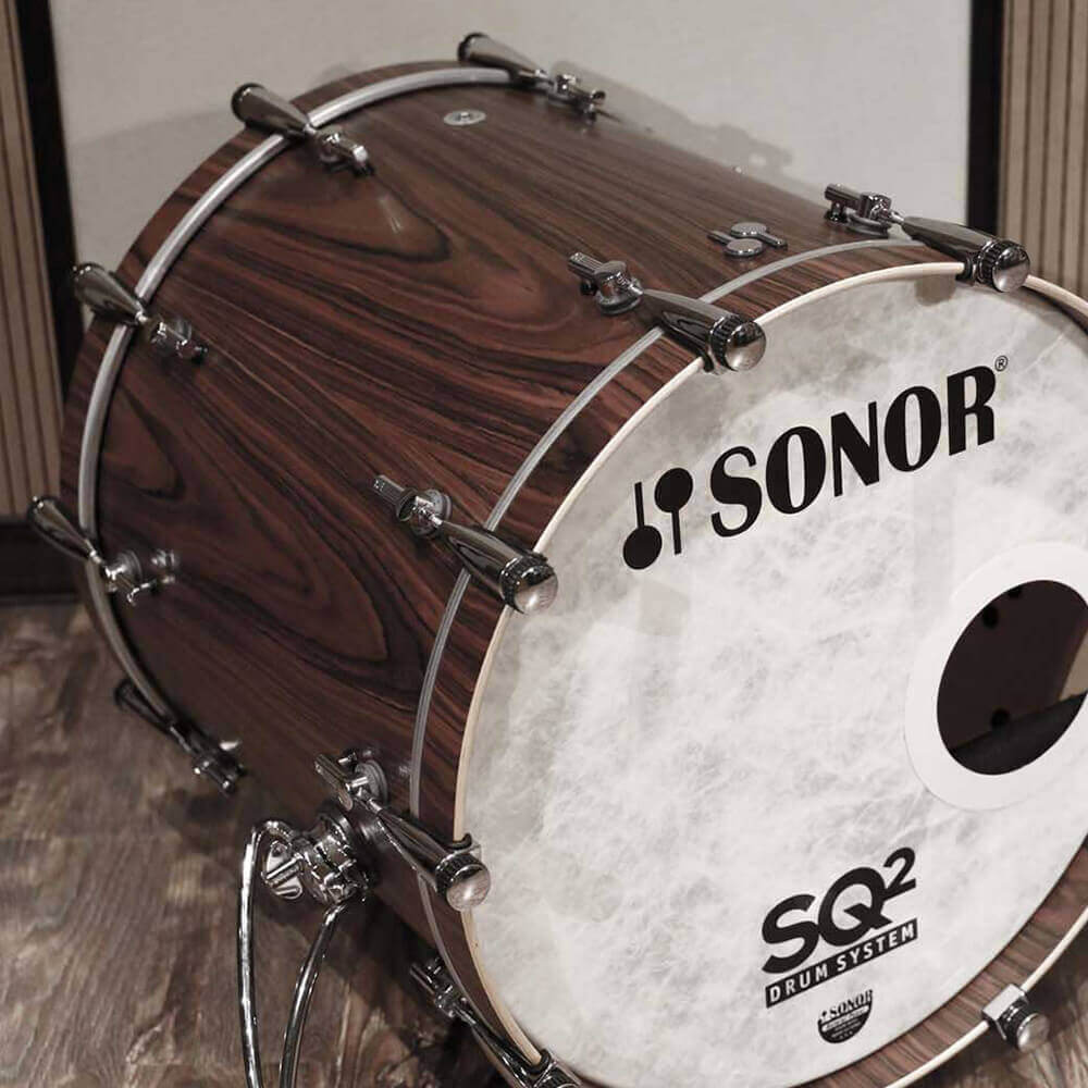 22 x 20 inches Sonor SQ2 Rosewood