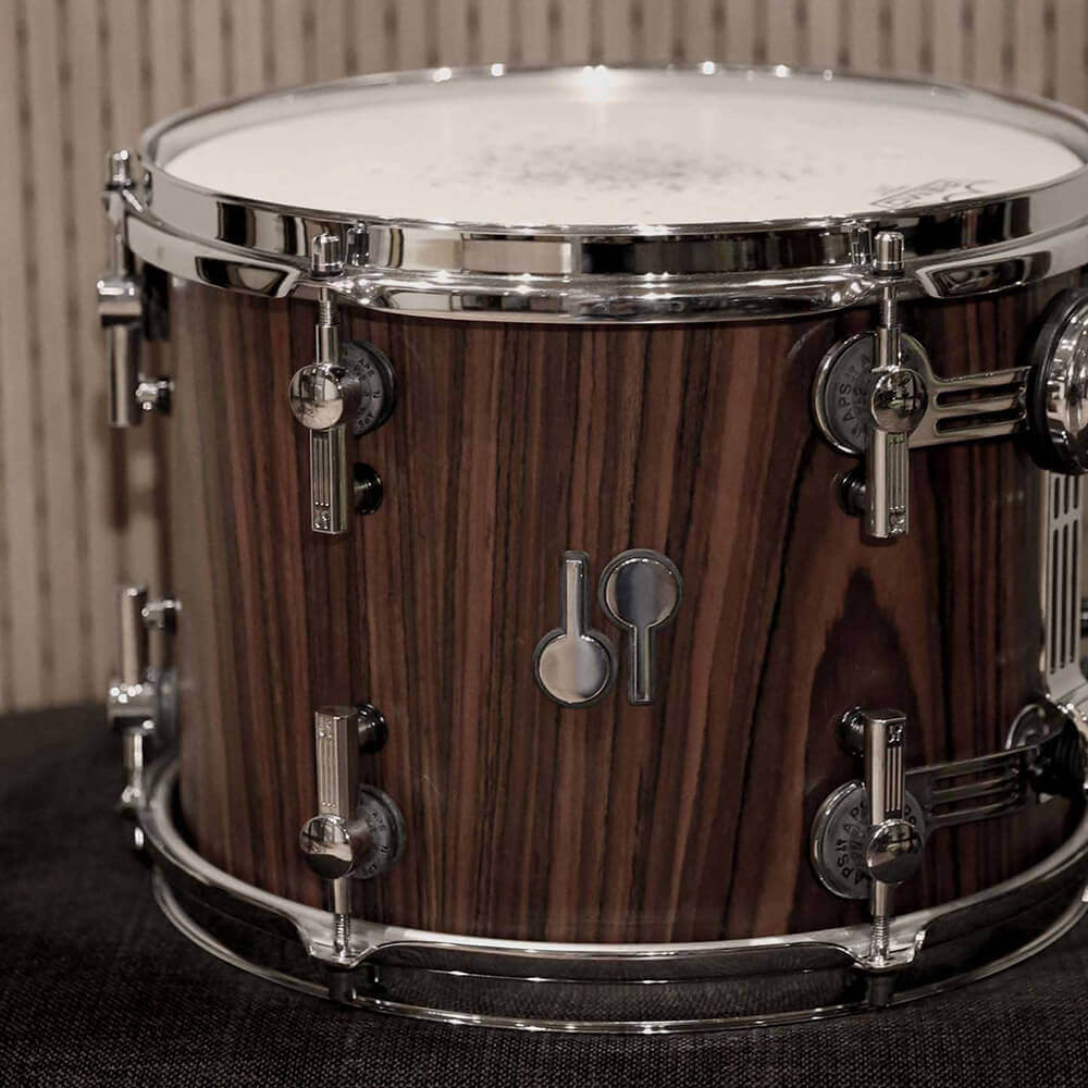 10 x 8 inches Sonor SQ2 Rosewood