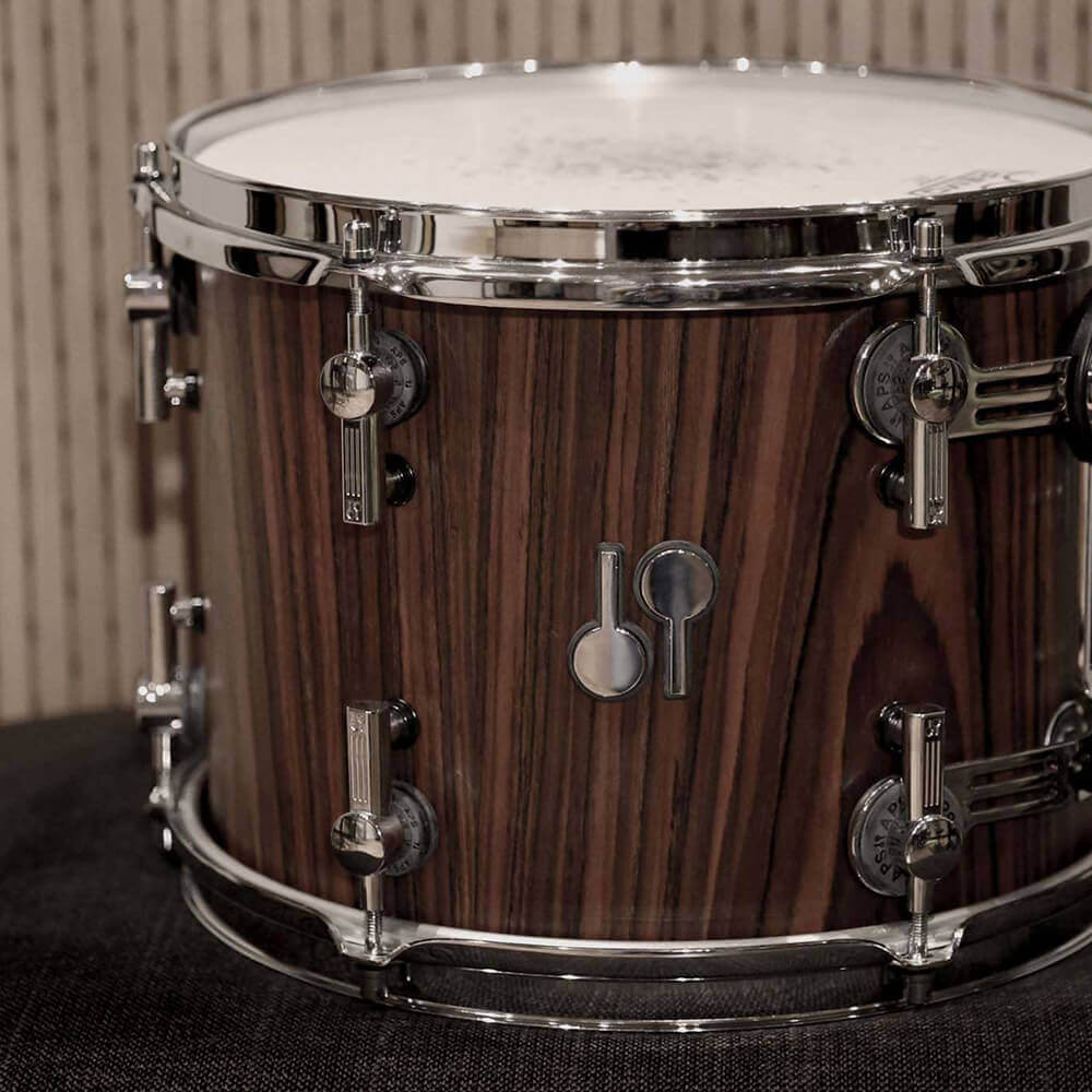 12 x 9 inches Sonor SQ2 Rosewood