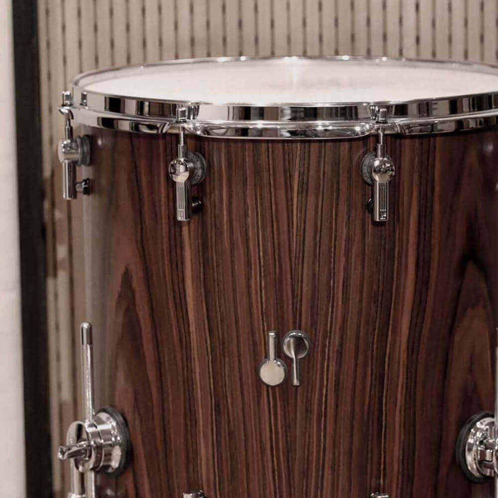 16 x 16 inches Sonor SQ2 Rosewood