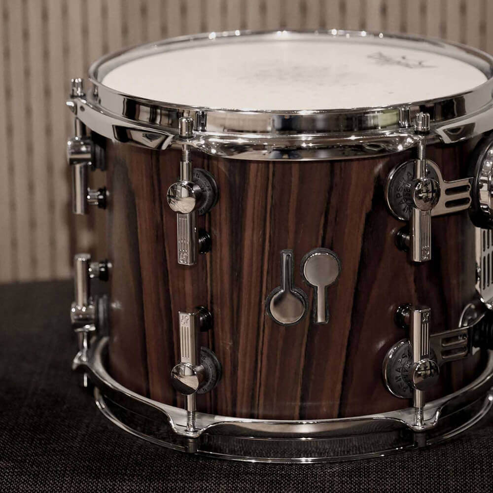 8 x 7 inches Sonor SQ2 Rosewood