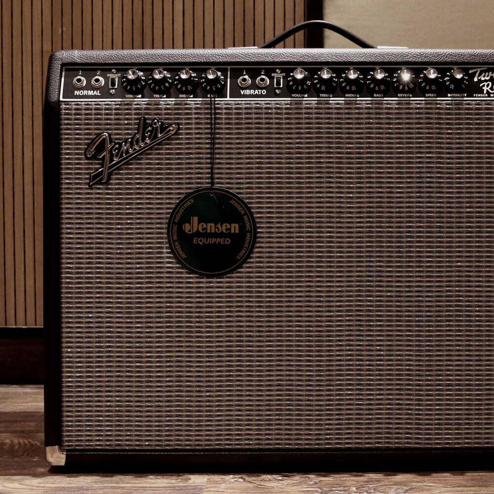 Fender Twin Reverb Amplifier