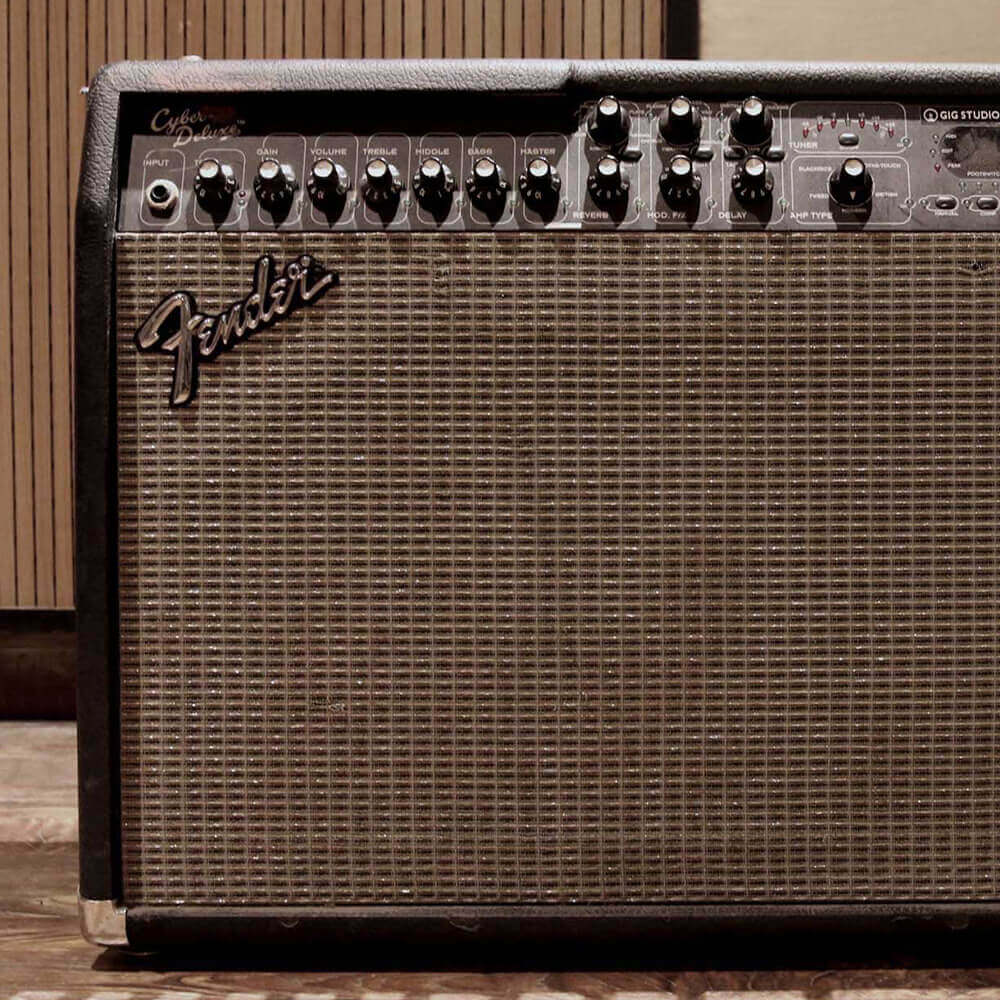 Fender Cyber Deluxe Amplifier